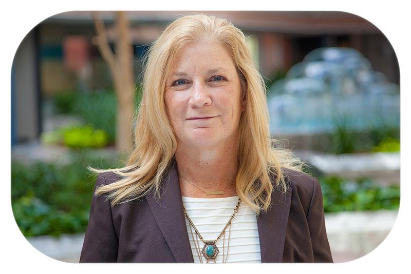 Julie Russett, VP, Strategy & Business Development