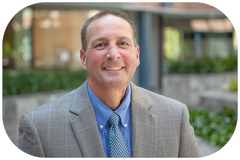 Mark Saroli, Senior Vice President of Supply Chain Management
