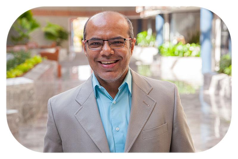 Saurabh Shah, Vice President of Software Development